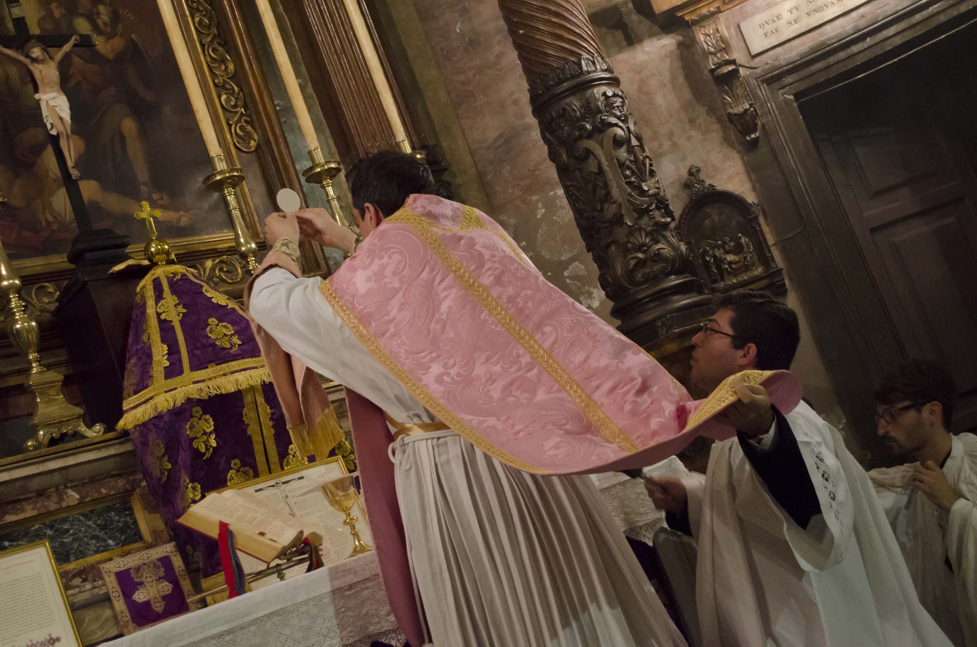 from latin mass to being an (latin oratorium , from orare , to pray ) as a general term, oratory signifies a place of prayer, but technically it means a structure other than a parish church, set aside by.